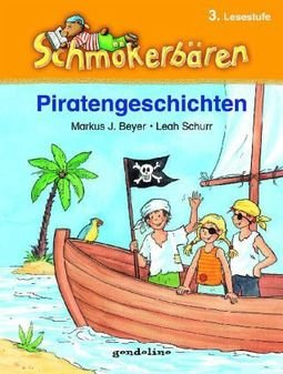 Beyer - Schmökerbären Piratengeschichten